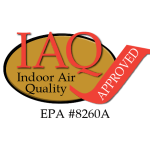 Indoor Air Quality Approved