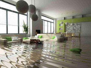 water flood damage san antonio